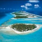 A 10 legszebb korallsziget a világon