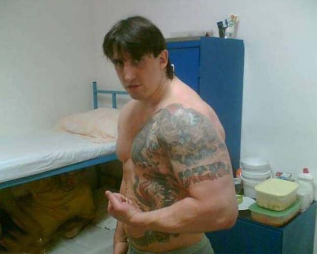 Szerb maffia