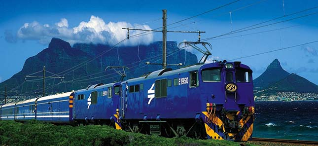 The Blue Train Africa