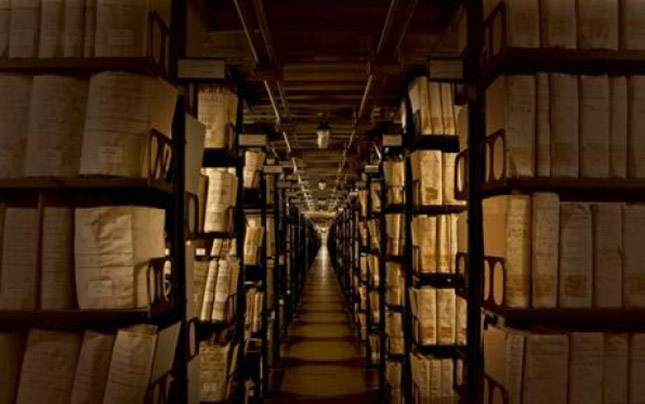 Vatikáni Titkos Archívum