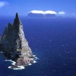 Ball's Pyramid – kihunyt vulkán a Csendes-óceánban
