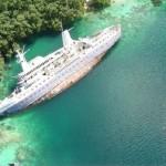 World Discoverer – hajóroncs a Roderick-öbölben