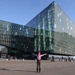 Harpa hangversenyterem és konferencia-központ – Reykjavík különleges épületkomplexuma