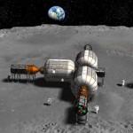 Készülnek az amerikai Hold-bázis tervei