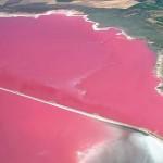 A legszebb rózsaszín tavak a világon