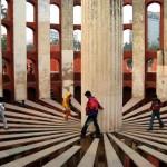 Jantar Mantar – 18.századi indiai obszervatórium