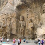 Longmen-barlangok – sziklába vájt szentély