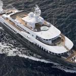 Szíriusz – az orosz miniszterelnök lusushajója