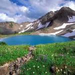 A lélegzetelállító Olympic Nemzeti Park