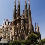 Sagrada Família – még mindig épül a világ legnagyobb bazilikája