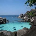 Siminal-szigetek – világhírű thaiföldi búvárparadicsom