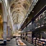 Könyvesbolt egy 13.századi holland templomban