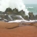 A Yehliu Geopark különös sziklaformációi