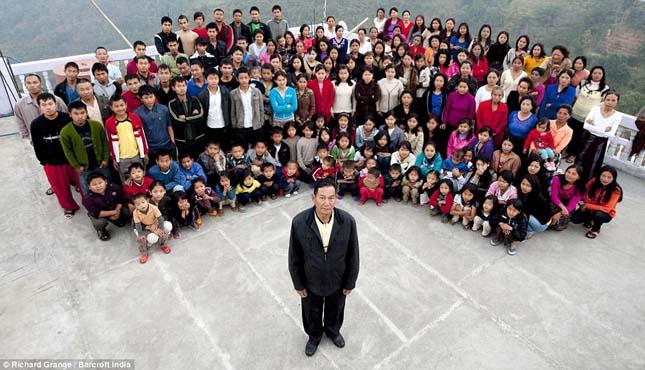 A világ legnagyobb családja