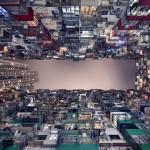 Hongkong alulnézetben