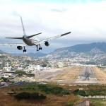 Extrém kifutópályák – a legveszélyesebb repülőterek