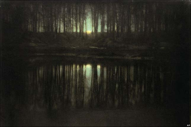 Edward Steichen - The Pond-Moonlight