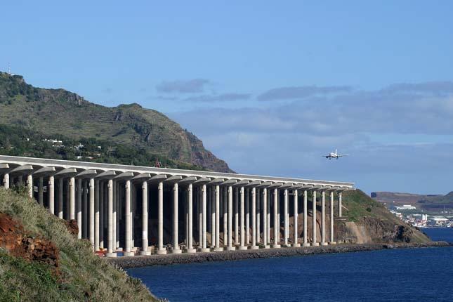 Madeira Repülőtér, Portugália