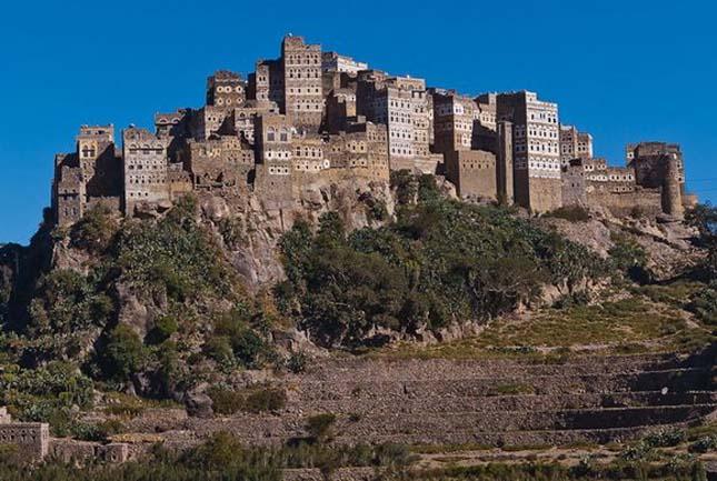 Al Hajjarah község, Jemen