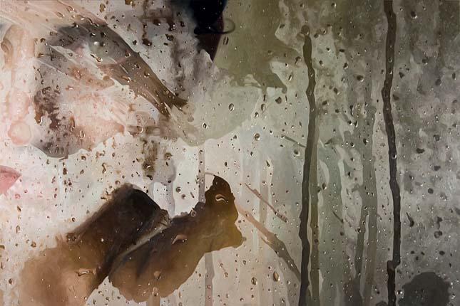 Alyssa Monks - Olajfestmény vászonfelületetre