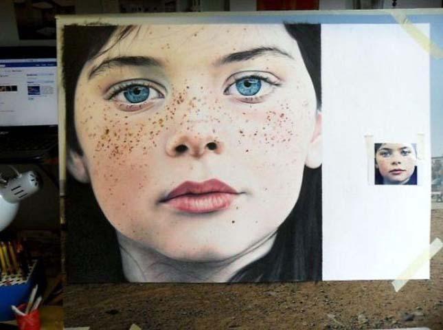 Amy Robins - ceruzarajz