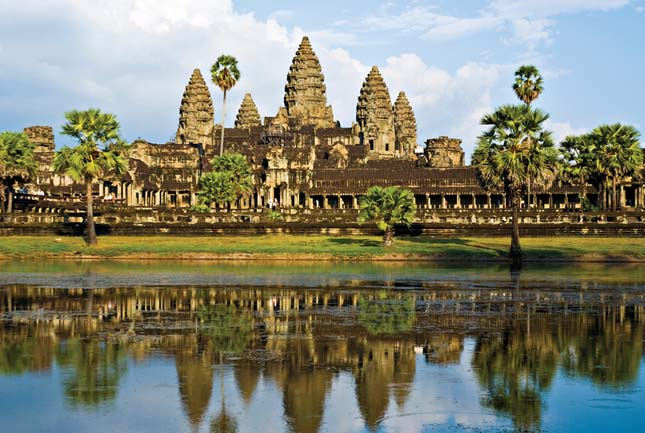 Angkor templomjai, Kambodzsa