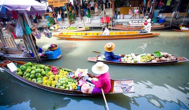 Bangkok vásár-negyed, Thaiföld