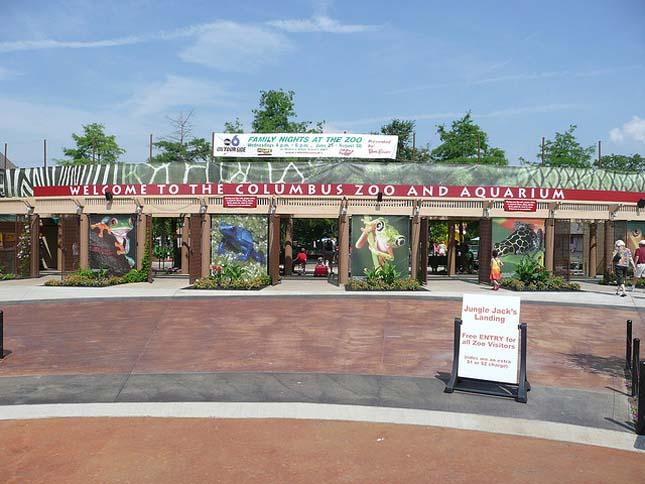 Columbus Állatkert és Akvárium