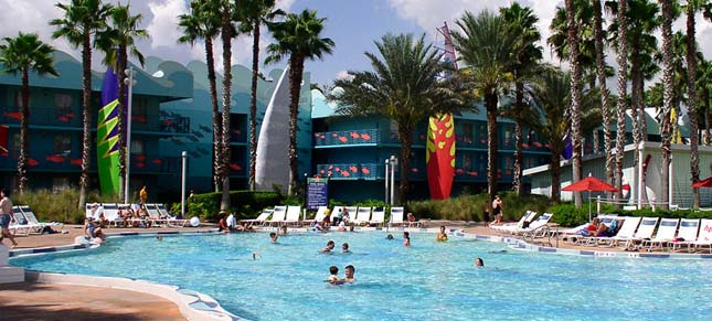Disney All-Star Resort, Orlando