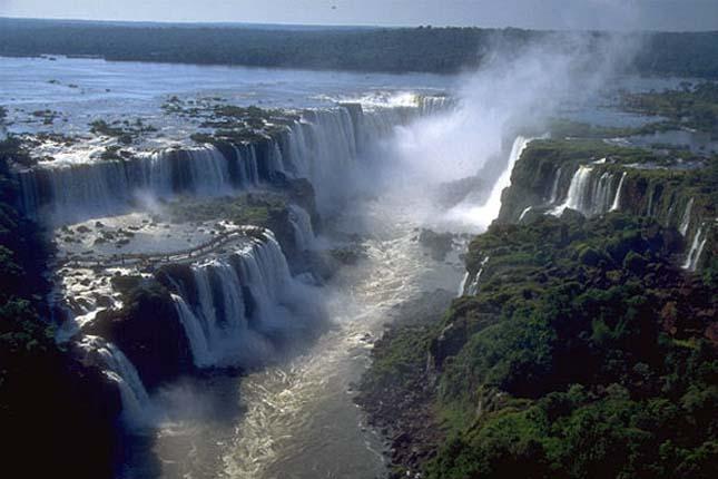 Iguazú vízesés