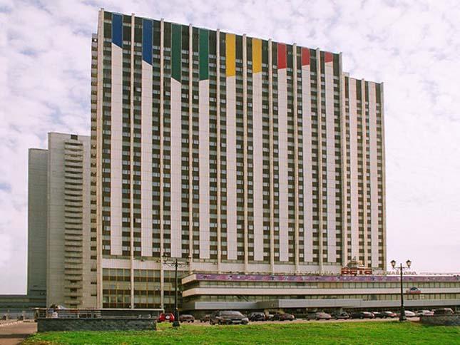 Izmailovo Hotel, Oroszország