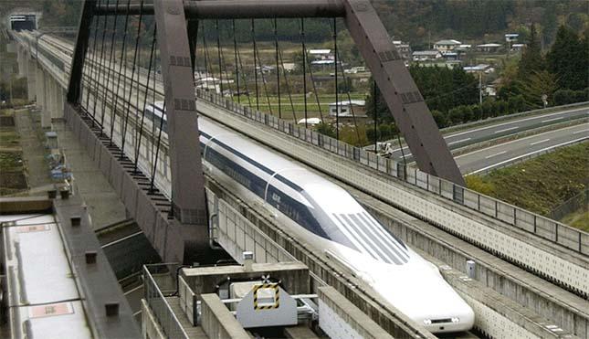 Japán maglev vasút