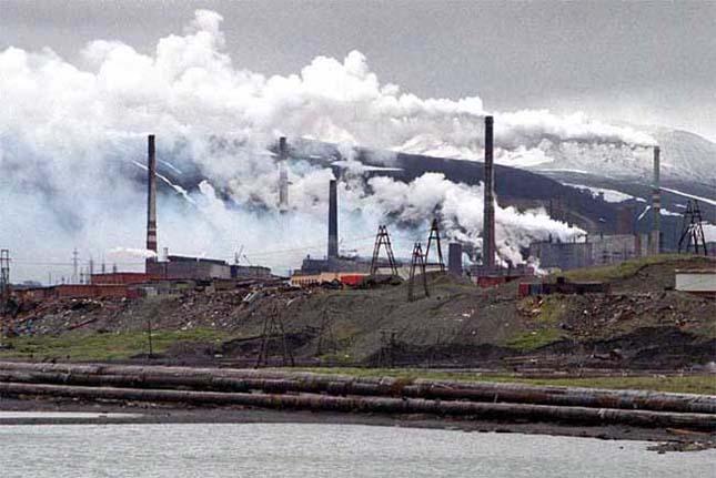 Norilszk, Oroszország