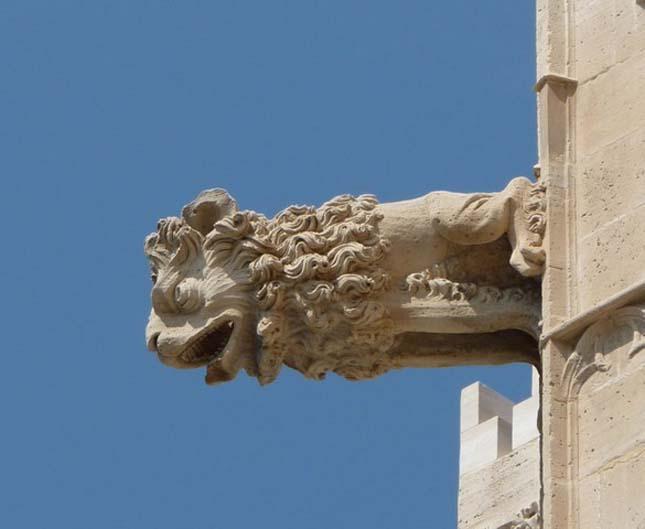 Palma Cathedral - Palam, Mallorca, Spanyolország