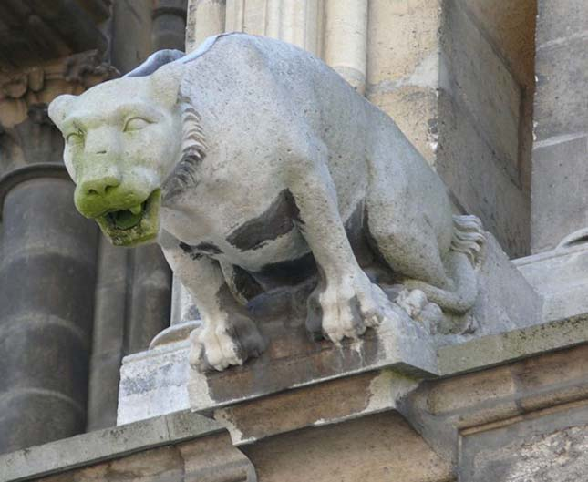 Reims katedrális - Reims, Franciaország