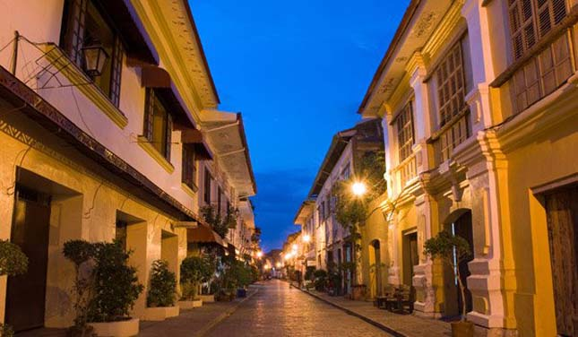 Vigan, Fülöp-szigetek
