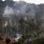 Láthatatlan tüzek pusztítanak az Amazonas esőerdeiben