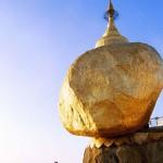 Az egyensúlyozó Arany-szikla