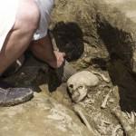 Árpád-kori sírokat találtak Orosháza határában