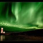 Aurora borealis- gyönyörű fényképek Övar Atli fotóstól