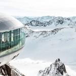 Café 3440 – kávézó Ausztria második legmagasabb hegycsúcsán