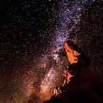 A gyönyörű éjjeli égbolt Bret Webster fotóin