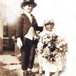 Szerelem első látásra – négyéves korukban összeházasodtak