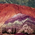 Az argentin Hétszínű-hegy