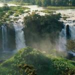 A Kék-Nílus vízesés