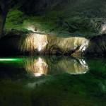 Európa legnagyobb föld alatti tava – Le lac souterrain de Saint-Léonard