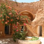 Matmáta – földbe vájt barlanglakások Tunéziában