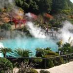Onsen – vulkanikus gyógyfürdők Japánban