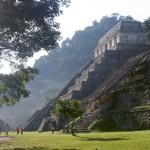 Palenque – maja romváros Mexikóban