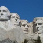 A Rushmore-hegy elnökei